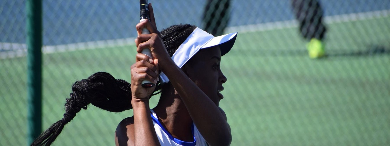 Mpofu, McCaffrey And Marzerka-Kinoshita Team Go Undefeated For Goucher Women's Tennis At Goucher Invitational