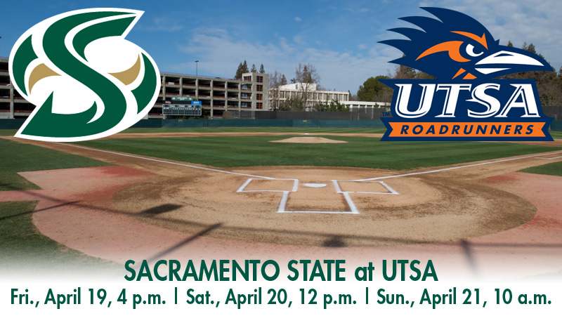 BASEBALL RETURNS TO TEXAS TO PLAY UTSA IN WAC SERIES