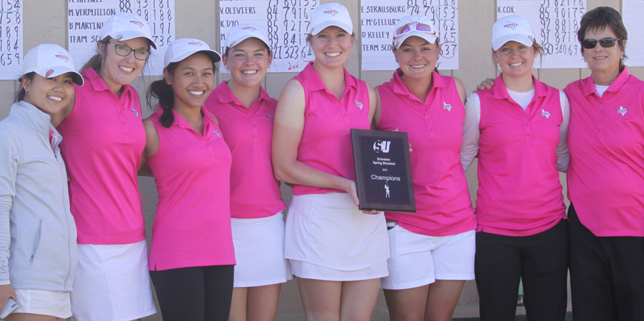 SCAC Women's Golf Recap - Spring Week Two