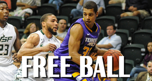 Golden Eagles welcome in-state rival ETSU for Wednesday freebie