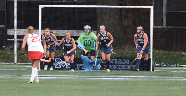 Moravian Drops Non-Conference Match to King's