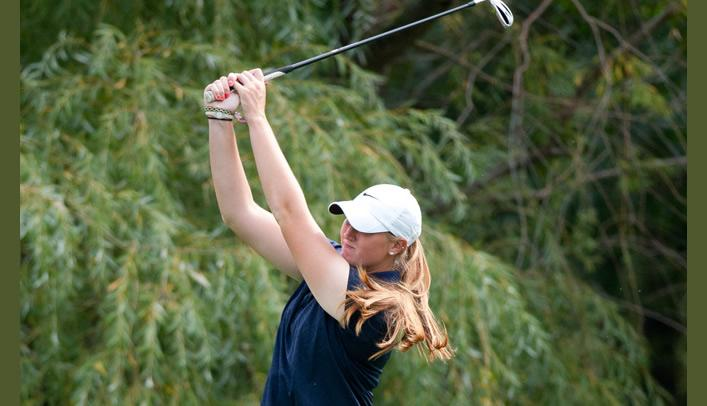 Women's Golf Finishes Third at IWU Spring Fling