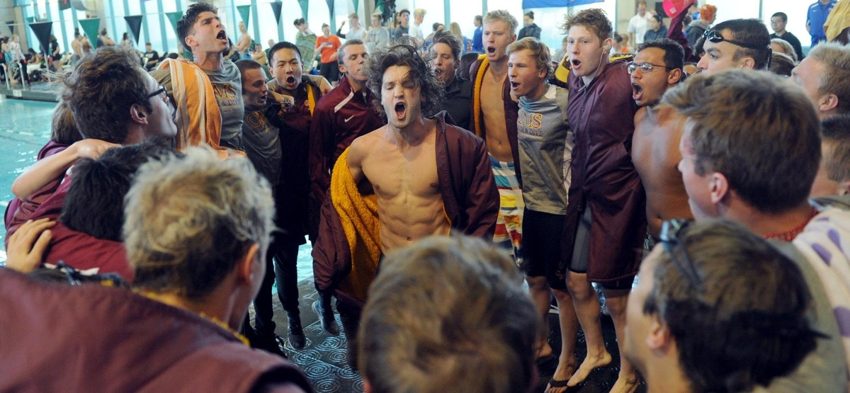 CMS Men's Swimming and Diving Ranked No. 12 in Preseason CSCAA Poll