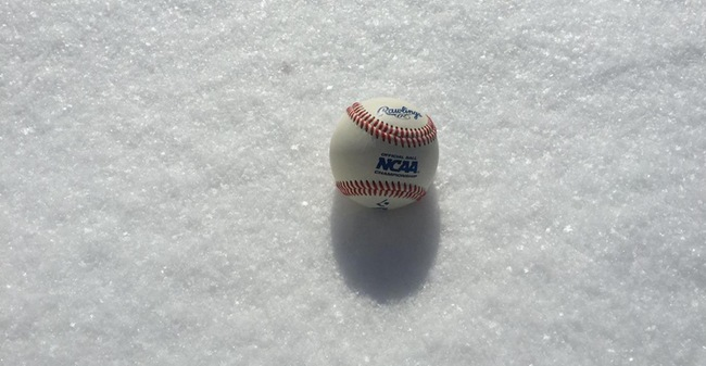 Winter Weather Forces Changes In Baseball's Scheduled Contests With Clark, WPI