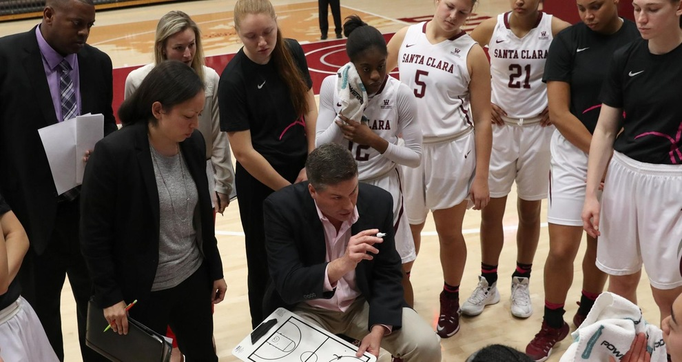 Women's Basketball Concludes Homestand with Pacific Saturday