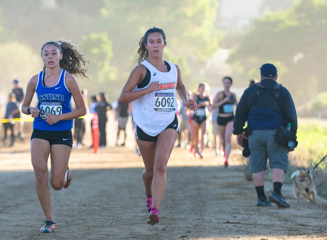 Women's XC Nabs Highest Regional Ranking to Open 2019