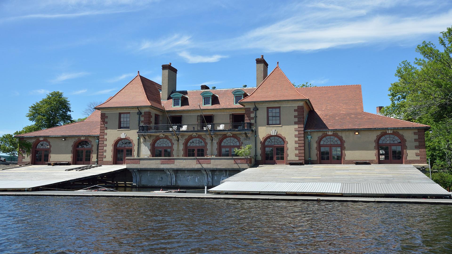 Weld Boathouse