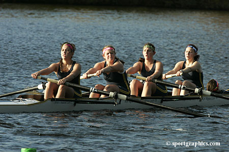 Crew Squads Open Spring Portion Of 2011-12 Schedule With Competition Against Amherst, Franklin Pierce