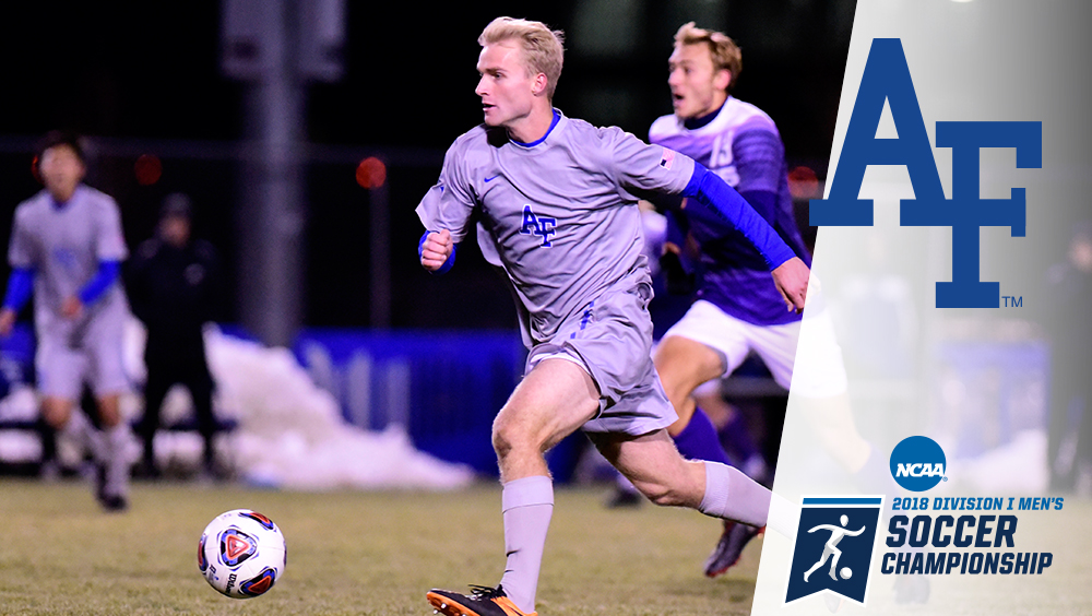 20th-ranked Air Force Wins Big, 4-0, in NCAA First Round