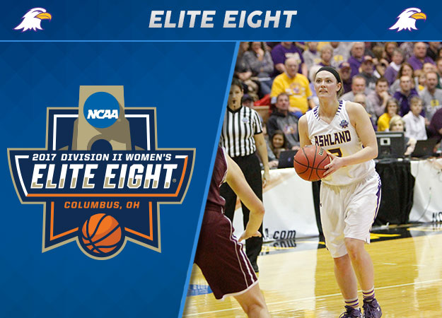 No. 1 Ashland Defeats West Texas A&M in D2 Elite Eight
