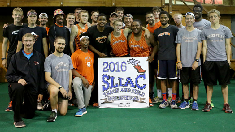 Greenville Men's Track and Field Captures SLIAC Team Title