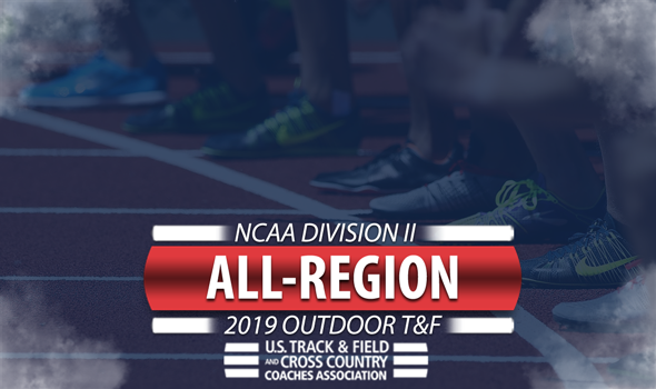 71 Conference Carolinas Outdoor Track and Field Athletes Named Division II All-Region Honorees