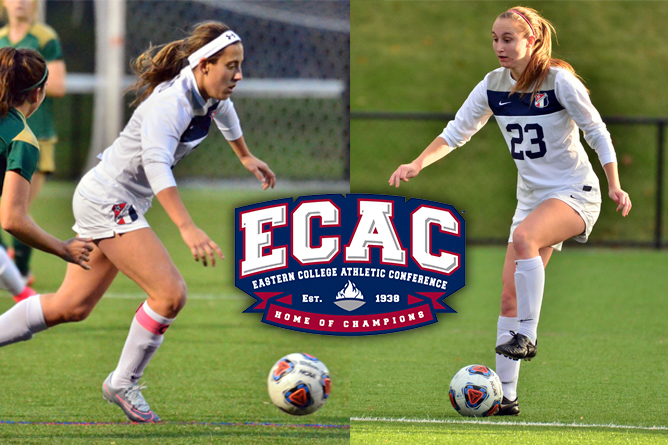 Oberlander Named ECAC Offensive Player of the Year; Weyand Earns All-Star Nod