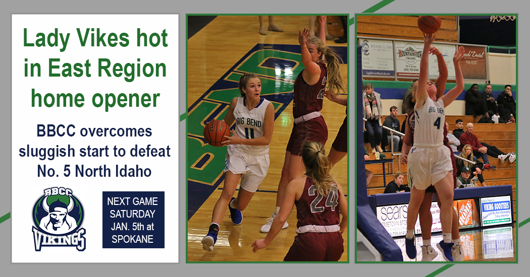 Big Bend Uses Balance to Blow Out North Idaho, 78-62