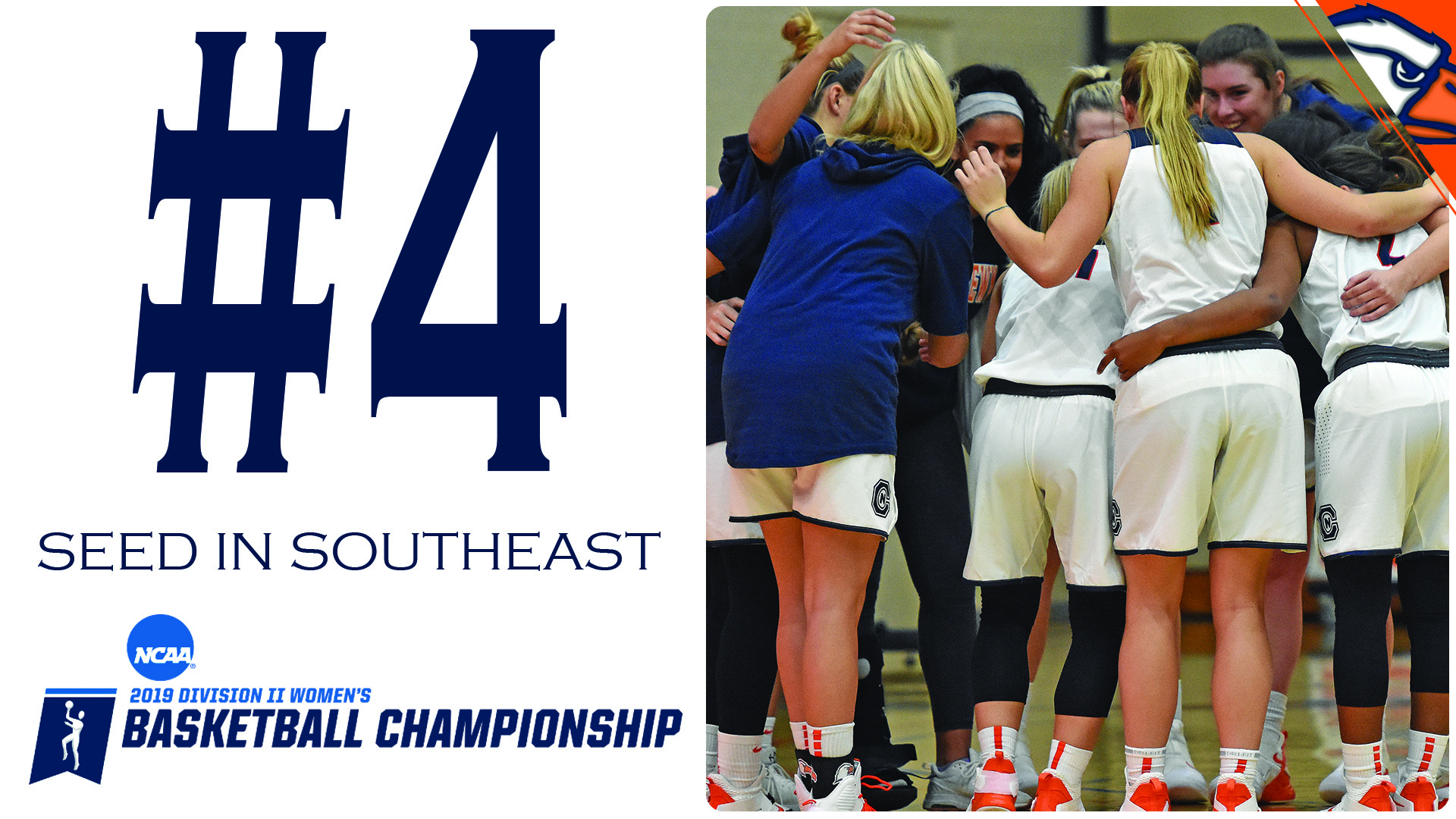 Mincey's squad seals No. 4 seed in Southeast Region