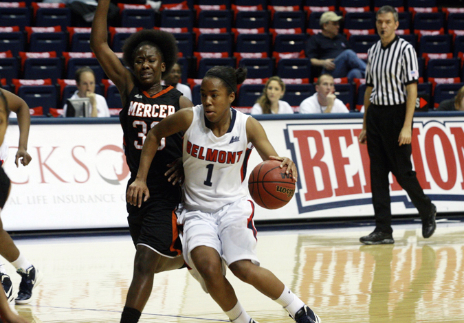 Women's Basketball Wraps Regular Season Slate at Mercer on Saturday
