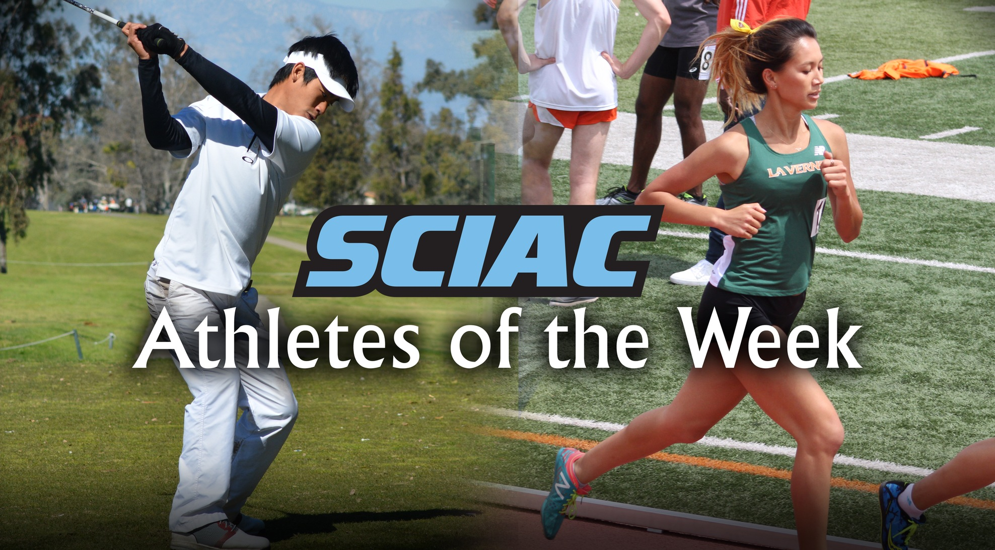 Phanomchai, Cerrillos Named SCIAC AOW