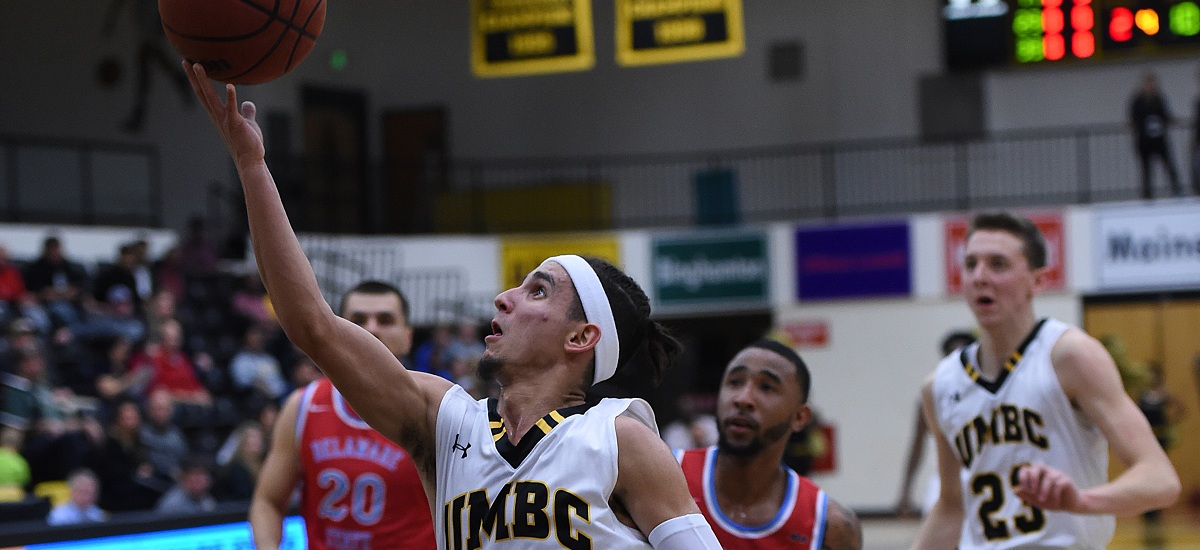 Lyles, Maura, Gerrity Lead Men's Basketball to Third Straight Victory; Retrievers Overwhelm DSU, 90-68