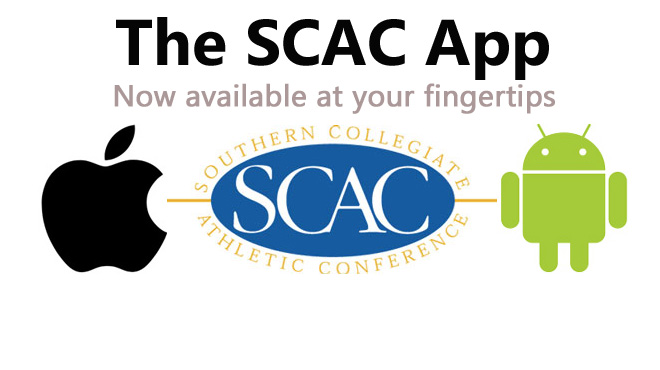 Get your seats in the Front Row. Download the SCAC mobile app.