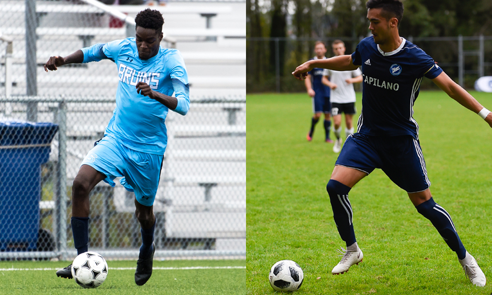 Men's soccer to square-off against PacWest champions Capilano in national QF