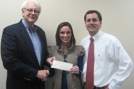 Junior Service League donates to GSW scholarship