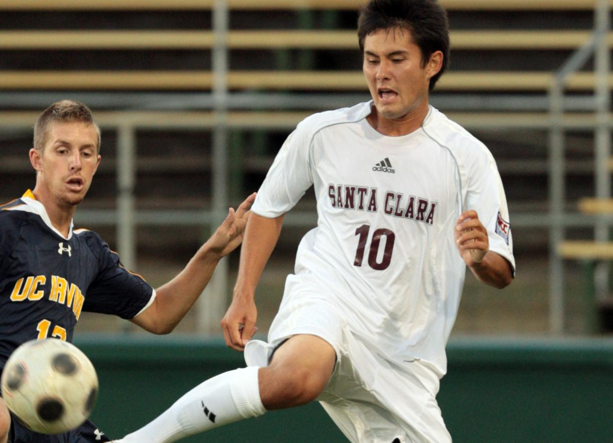 Santa Clara Surges Into First Place, Topping LMU 2-1