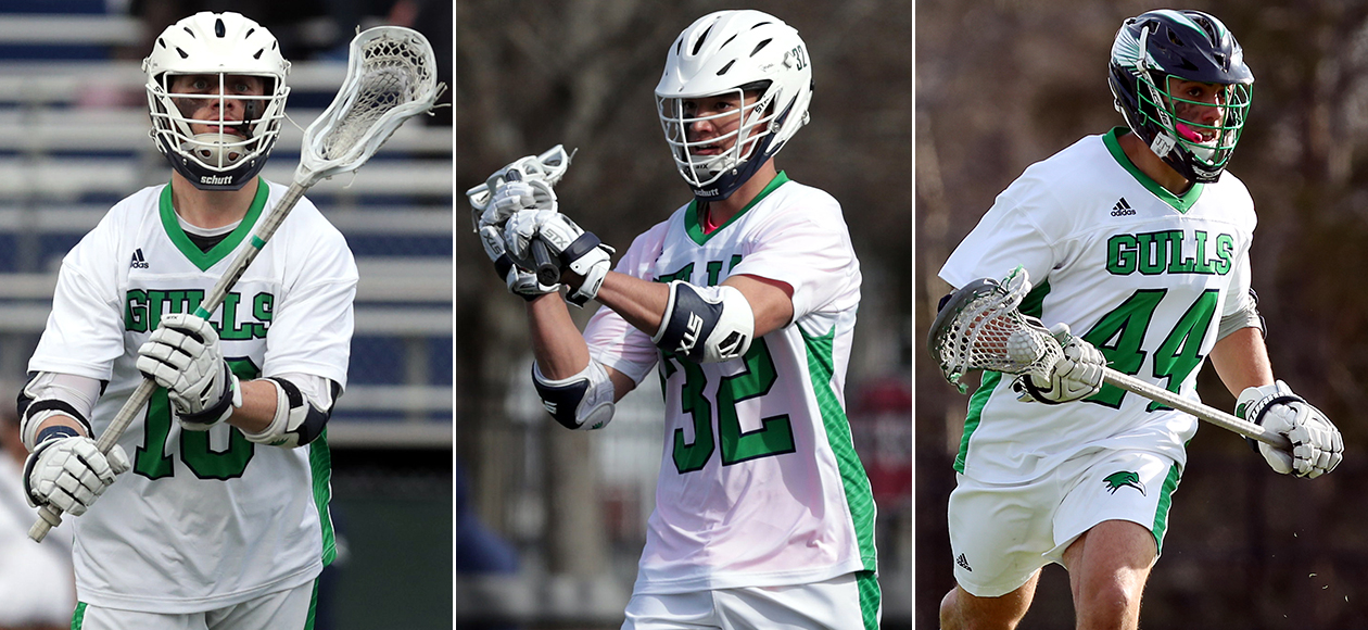 Clark, Garrity, & Souza Claim IMLCA All-Region Honorable Mention Accolades