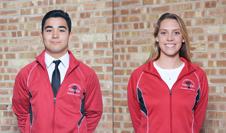 Heath Ogawa and Emily Bowens Sweep MWC Weekly Awards