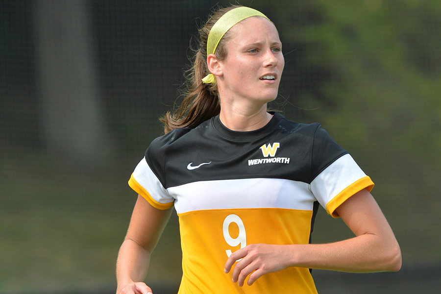 Second Half Surge Lifts Women's Soccer Past Western New England