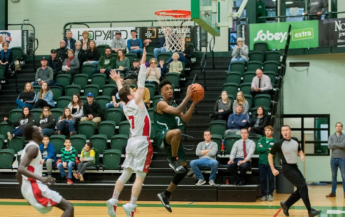 Jerome records first double-double as Panthers topple Memorial 77-65