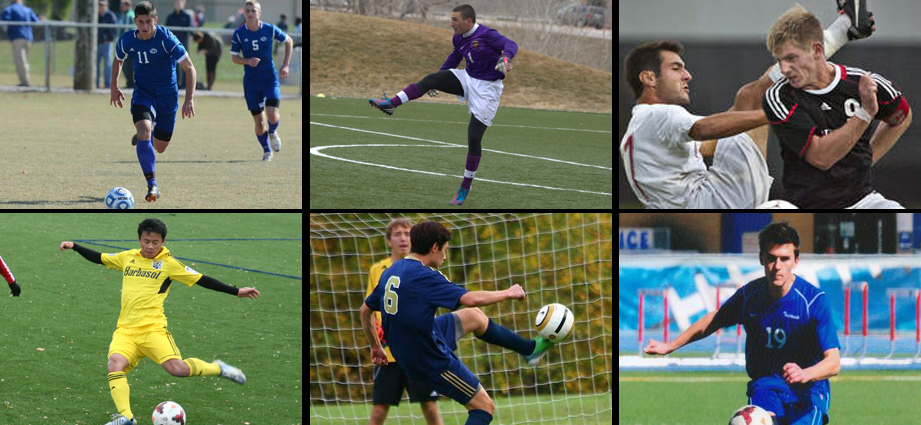 UChicago men's soccer announces six newcomers for the 2014 season