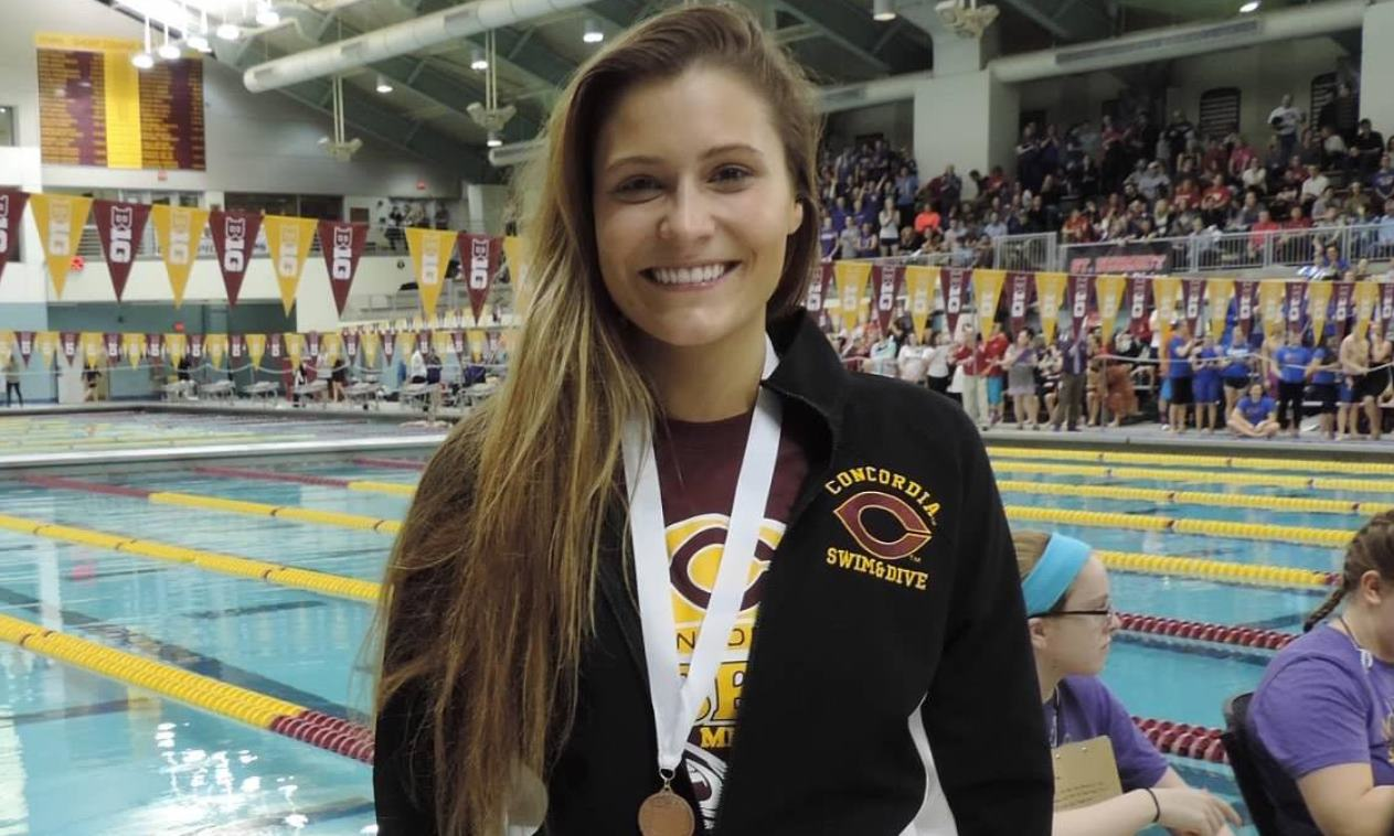 A Record-Setting Meet For Herkenhoff