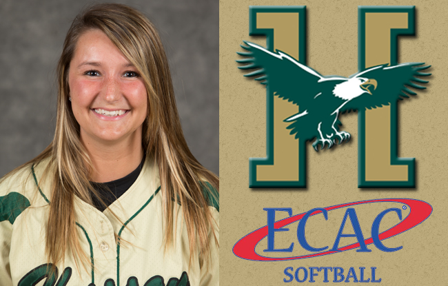 Kayla Merrill Named to 2014 ECAC Division III New England Softball All-Star First Team