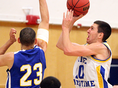 Mariners Routed at Colby-Sawyer