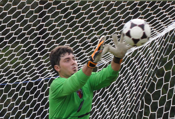Men's Soccer: Talladega holds off Panthers' second half rally