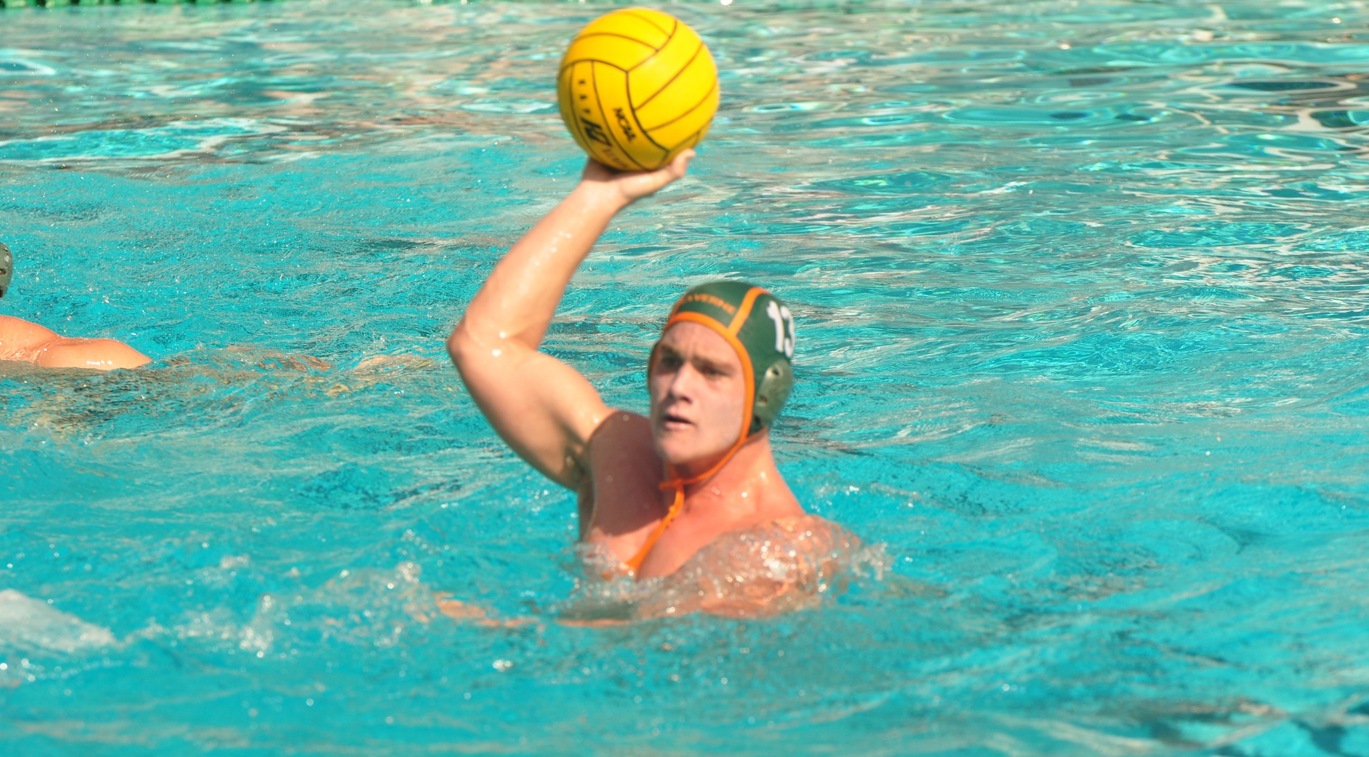 Men's Water Polo drops close game to Iona