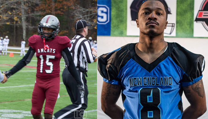 Dickerson Signs with Elite Indoor Football League's New England Bobcats