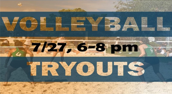 Women's Volleyball to Hold Open Tryouts