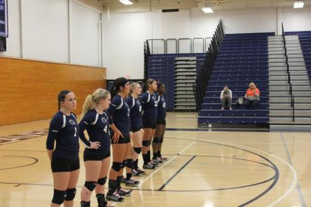Women's Volleyball Clinches Program's First Postseason Berth With 3-0 Win Over DuBois