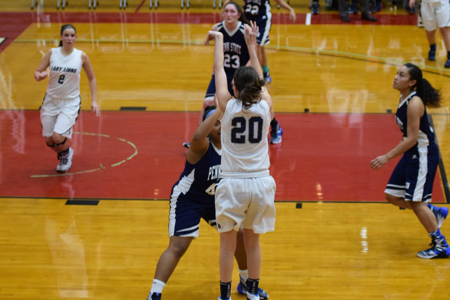 Dsc Becca Williams Penn State