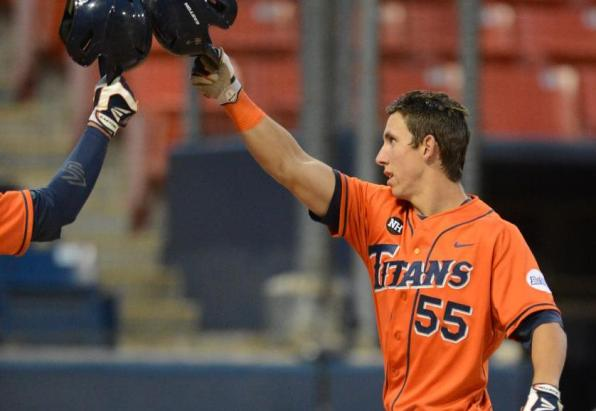 Titans Open Big West Play with Win