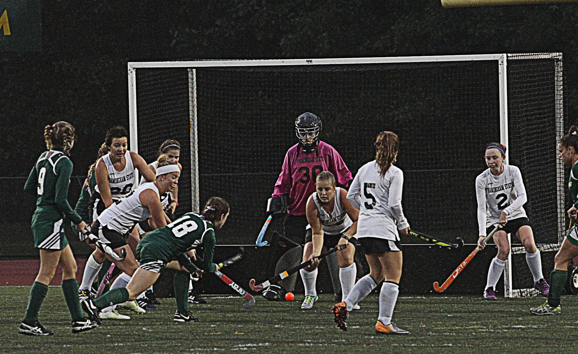 Fitchburg State Shuts Downs Framingham State, 5-0