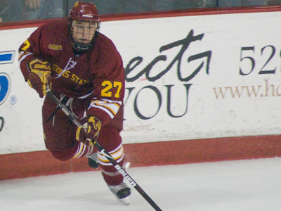 Detroit News Features Ferris State Hockey