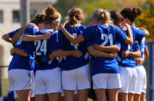 Women's Soccer Stymied by CUW on the Road