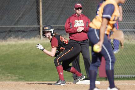 Extra inning game goes to Vanguard in season-opener for Athenas