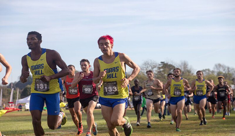 Mars Hill ranked fifth in USTFCCCA Southeast Region poll
