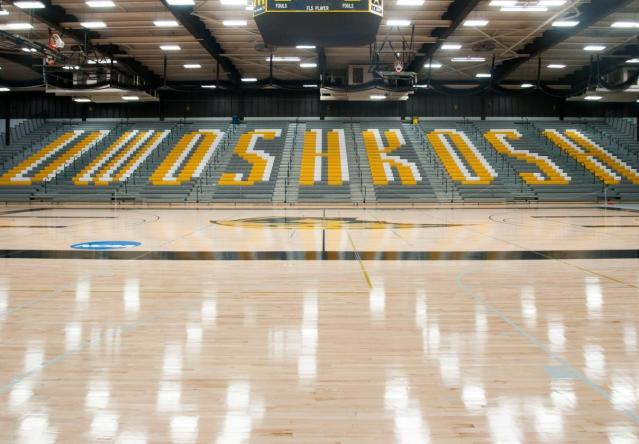Renovated Kolf Sports Center Debuts With Volleyball Match
