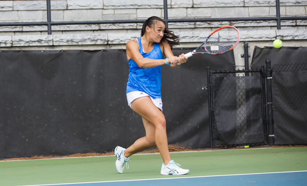Eagles Win Five Draws on Final Day of Wofford Invitational