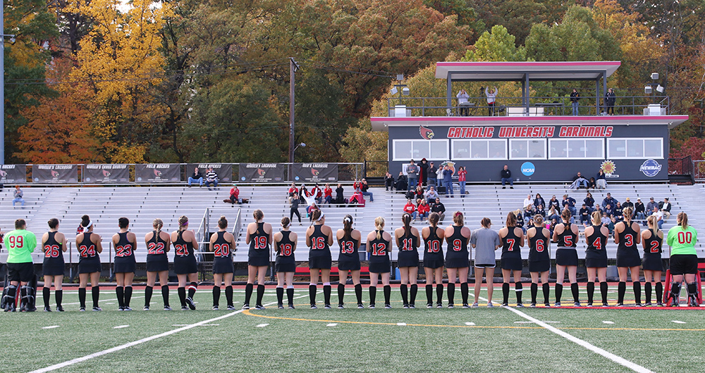 Field Hockey Ranked at No. 17 in NFHCA Division III Coaches Poll