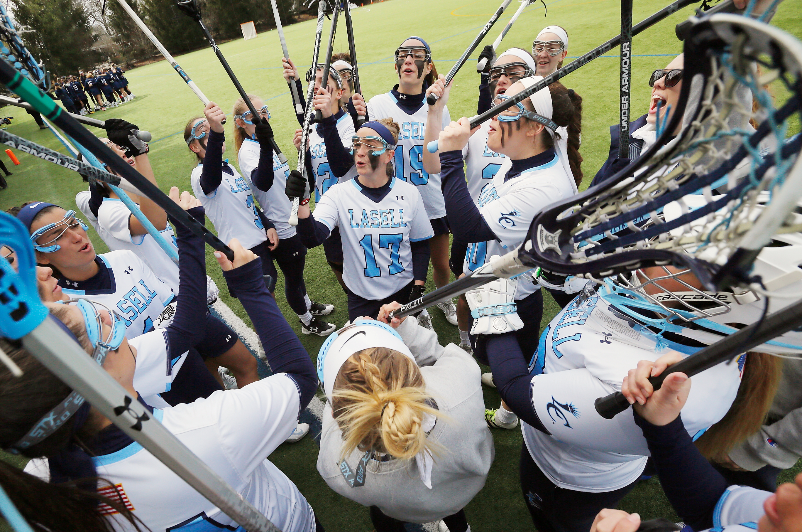 Lasell Women's Lacrosse falls to JWU in GNAC Championship game